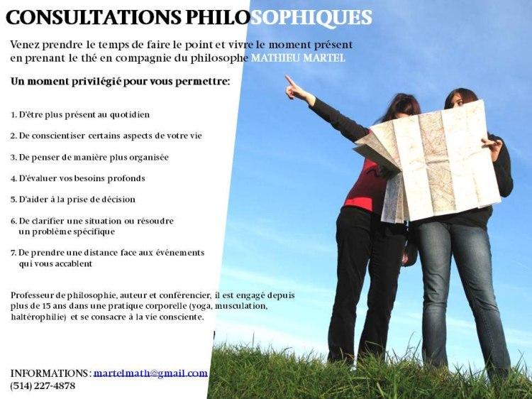 Consultation philosophique